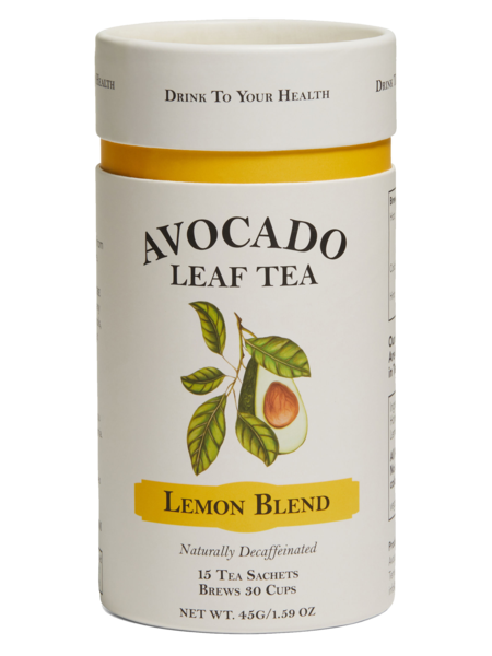 Avocado Leaf Tea, Lemon