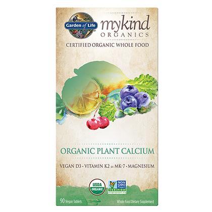 mykind Organic Calcium 90 tabs