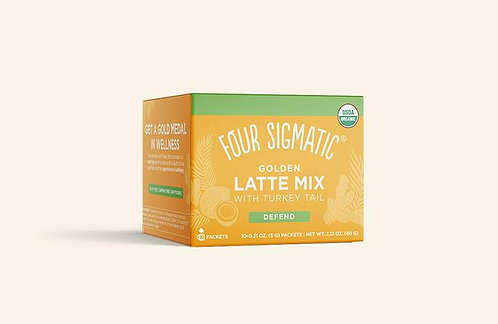 Four Sigmatic Golden Latte with Turkey Tail