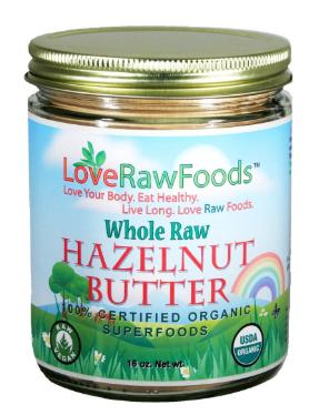 BMO, Hazelnut Butter, ORGANIC 16 oz