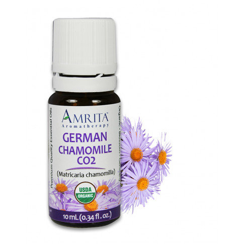 Amrita, Chamomile, CO2 Organic