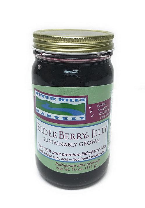 RHH, Eelderberry Jelly