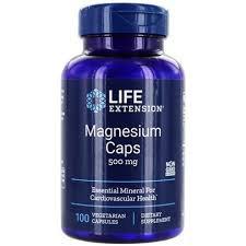 Life Extension, Magnesium Caps