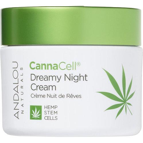 Andalou Cannacell Night Cream