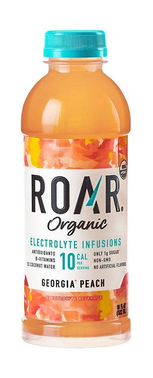 Roar Organic Electrolyte GEORGIA PEACH