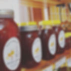 Stocked up with RAW Local honey from Hil