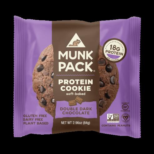 Munk Pack, Dark Chocolate Protein Cookie