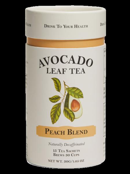 Avocado Leaf Tea, Peach