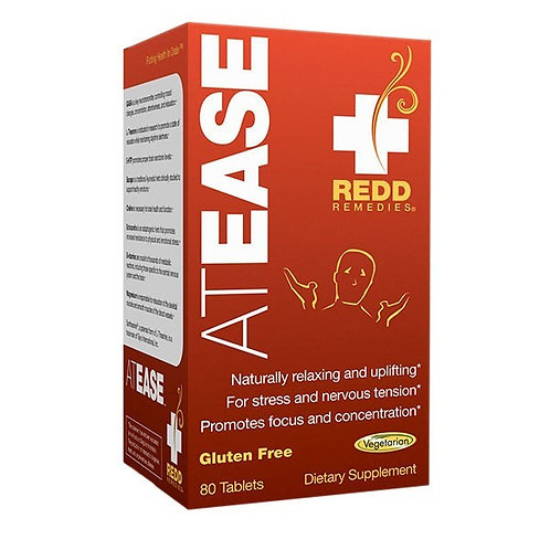 Redd Remedies, At Ease 80 tablets