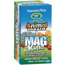 Natures Plus, AP, Magnesium Chewable