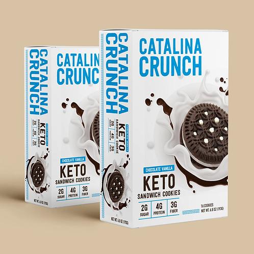 Catalina Crunch Sandwich Cookies