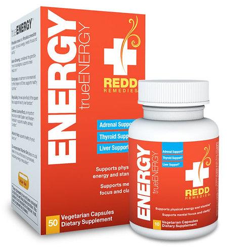 Redd Remedies, True Energy, 50 caps