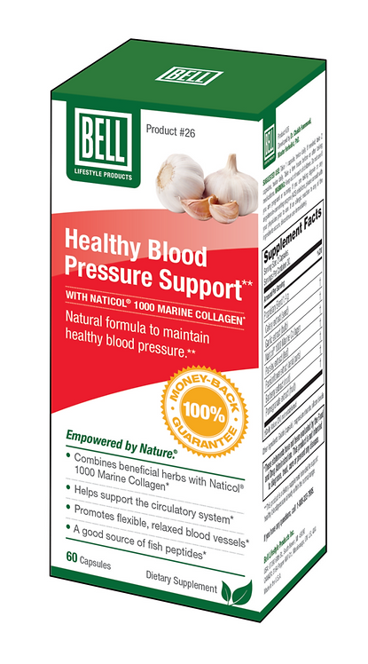 Bell Healthy Blood Pressure Support™