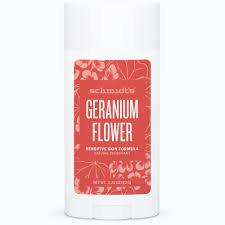 Schmidts Deodorant Stick Sensitive Rose Geranium