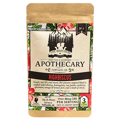 The Brothers Apothecary, Hibiscus