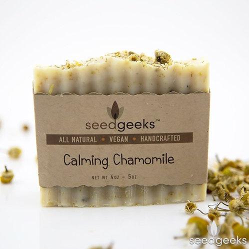 Seed Geeks, Calming Chamomile