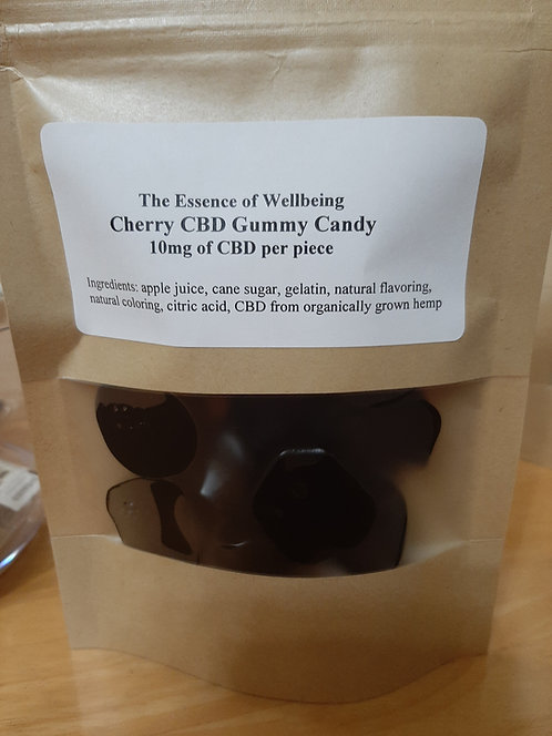 EW, Gummie Cherry CBD 10mg 10-pack