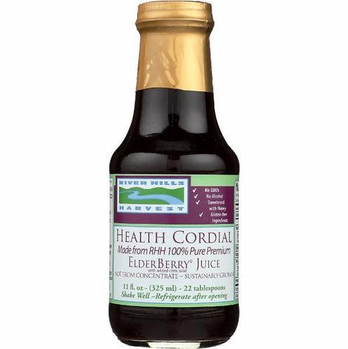 RHH, Health Cordial Elderry Juice