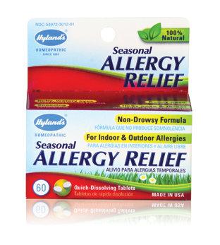 Hylands, Allergy Relief