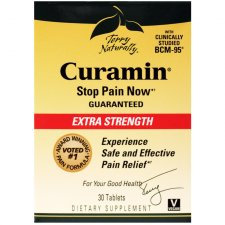 Terry Naturally Curamin Extra Supplement - 30 tablets