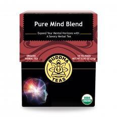 Buddha Teas, Pure Mind