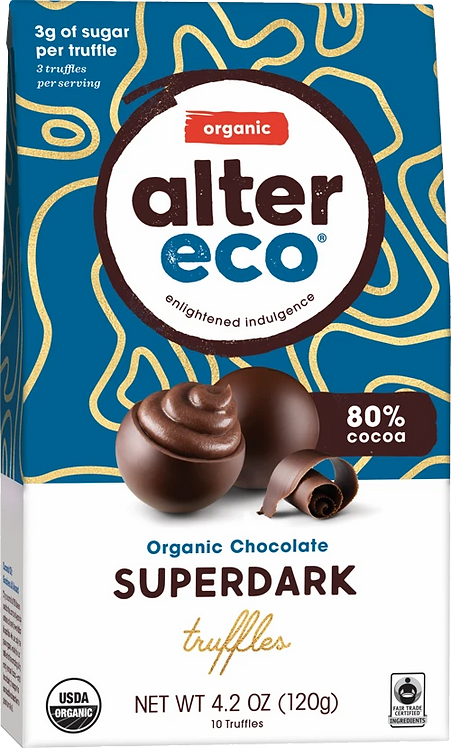 Alter Eco, Super Dark Truffles