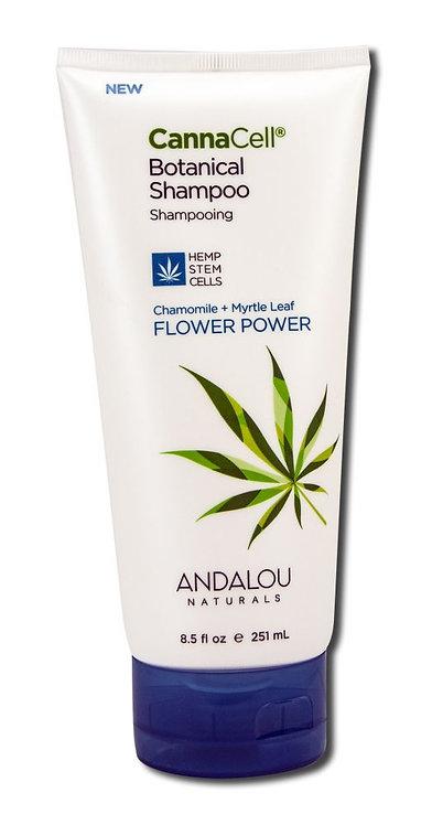 Andalou CannaCell Botanical Shampoo