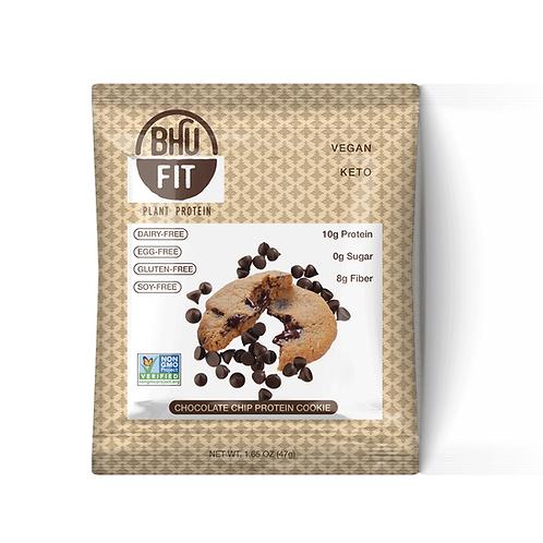 BHU Keto, Vegan Protein Cookie – Chocolate Chip