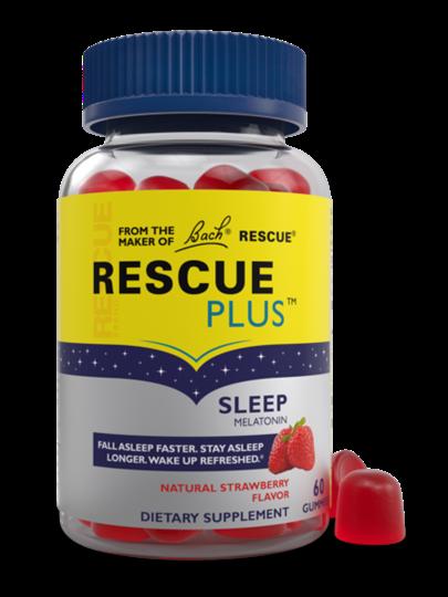 RESCUE PLUS® Sleep Gummy 60 cnts