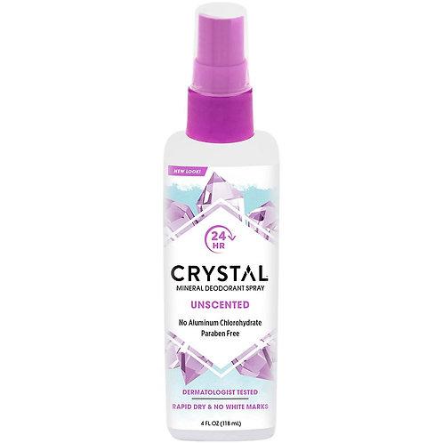 Crystal Body Deodorant, Spray