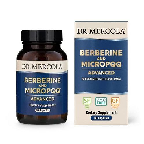 Dr. Mercola, Berberine MicroPQQ 30 capsules