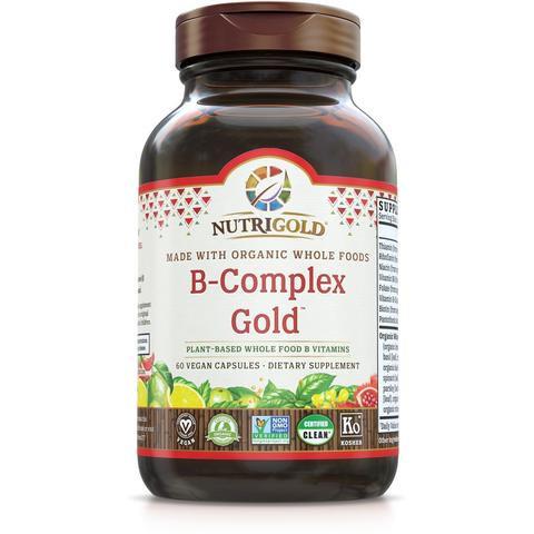 NutriGold, B-Complex 60 capsules