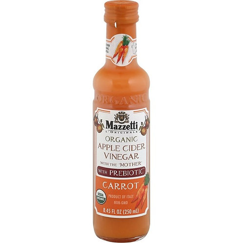 Mazzetti Vinegar Apple Cider Carrot
