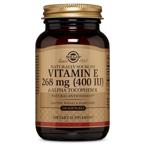 Solgar, Vitamin E 400IU