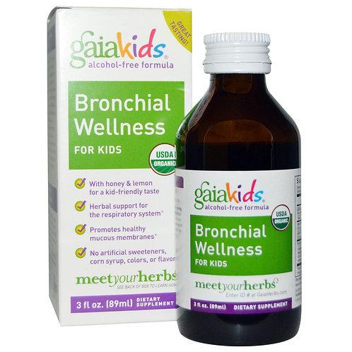 GaiaKids® Bronchial Wellness for Kids 3 oz