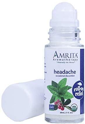 Amrita, Headache Roll-On