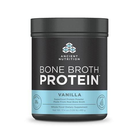 AN, Bone Broth Protein French Vanilla