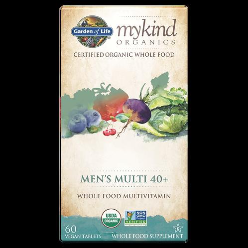 myKIND Organics Men 40+, 60 tabs
