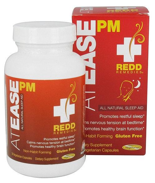 Redd Remedies, At Ease PM, 30 caps