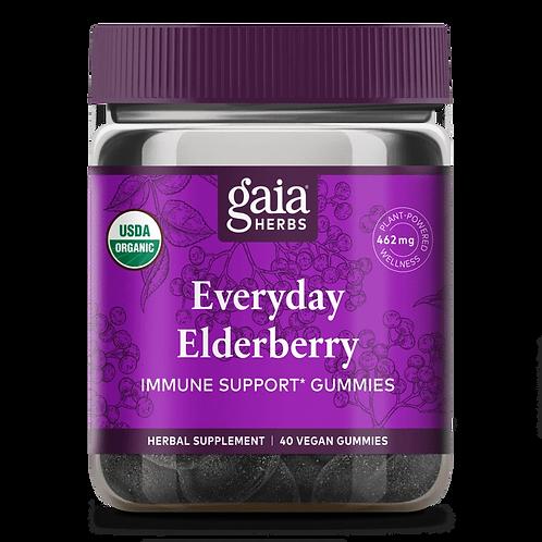 Everyday Elderberry Gummies 40cnts