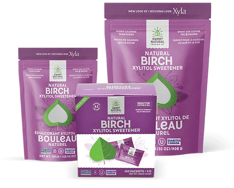 Sweet Natural BIRCH XYLITOL 1lb