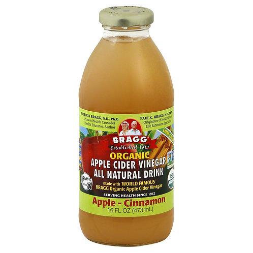 Bragg, Apple Cinnamon 15oz