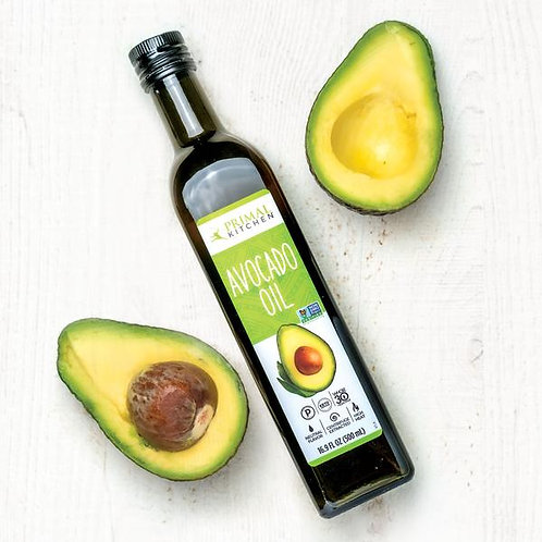 Primal Kitchen, Pure Avocado Oil