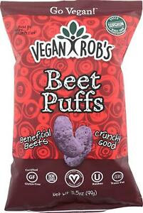 VeganRobs, Puffs Beets 1.25oz