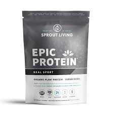 Epic Protein, Real Sport, 16oz