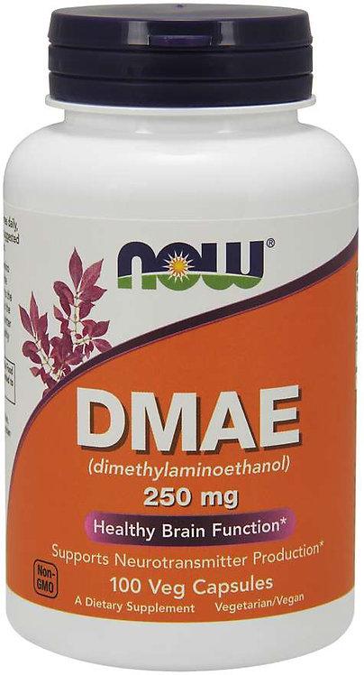 Now, DMAE 250, 100caps