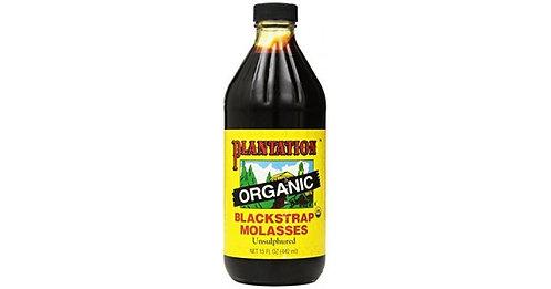 Plantation, Blackstrap Molasses, 15oz