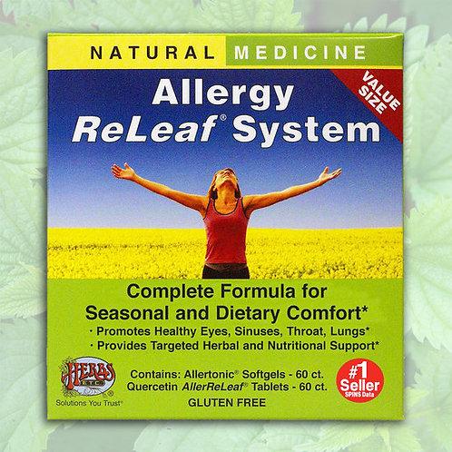 Herbs Etc., Allergy Releaf System