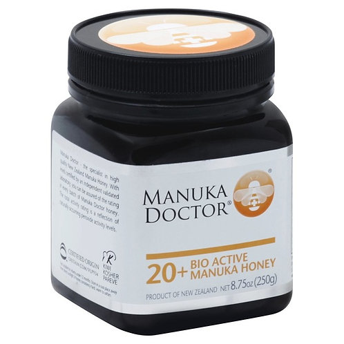 Manuka Doctor, Manuka Honey 20+