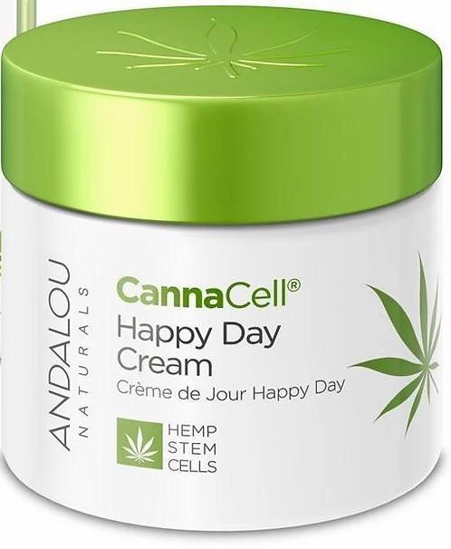 Andalou Cannacell Happy Day Cream